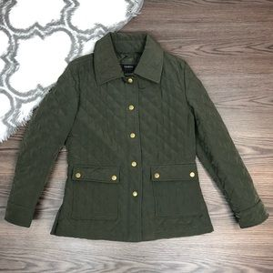 Colebrook Classics Quilted Jacket Size Small